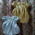 Платья-бусинки